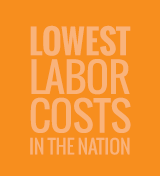 Lower Labor Costs in the Nation
